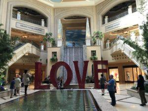 Wo die Liebe hin geht